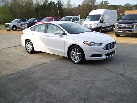 2014 Ford Fusion for sale in Tylertown, MS