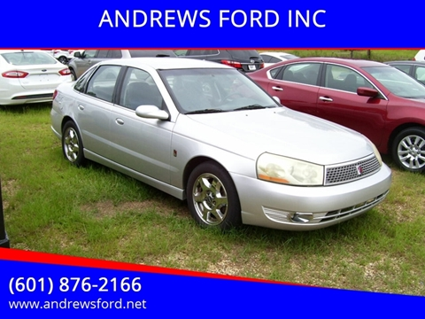 2004 Saturn L300 for sale in Tylertown, MS