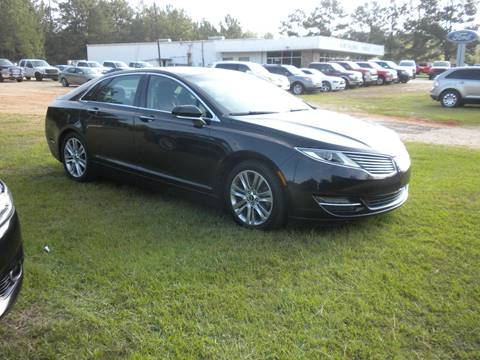 2014 Lincoln MKZ for sale in Tylertown, MS