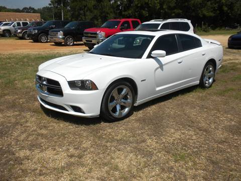 2014 Dodge Charger for sale in Tylertown, MS