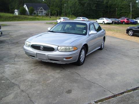 2003 Buick LeSabre for sale in Tylertown, MS