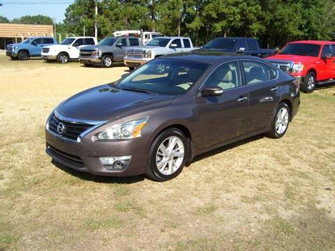 2015 Nissan Altima for sale in Tylertown, MS