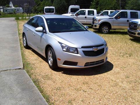 2014 Chevrolet Cruze for sale in Tylertown, MS