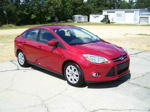 2012 Ford Focus for sale in Tylertown, MS