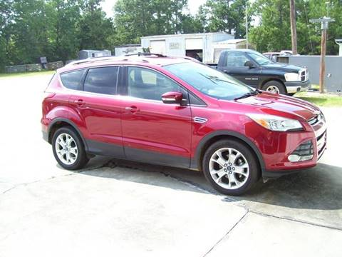 2014 Ford Escape for sale in Tylertown, MS