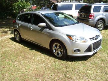 2014 Ford Focus for sale in Tylertown, MS