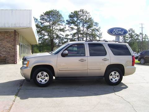 2009 Chevrolet Tahoe for sale in Tylertown, MS