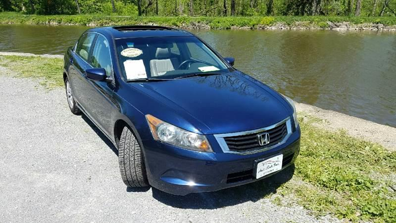 2008 Honda Accord EX-L 4dr Sedan 5A - Spencerport NY