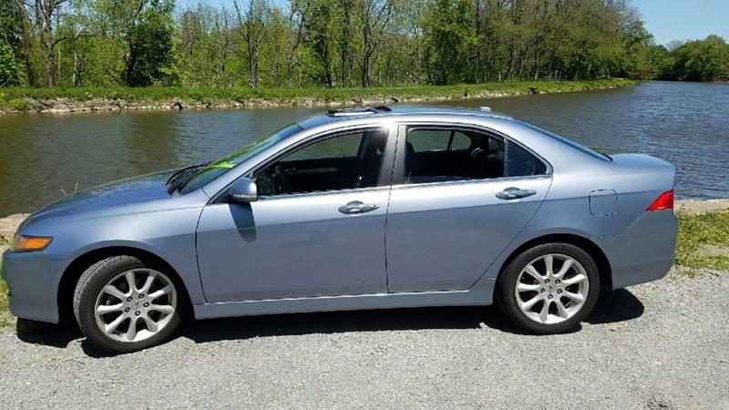 2006 Acura TSX 4dr Sedan 5A w/Navi - Spencerport NY