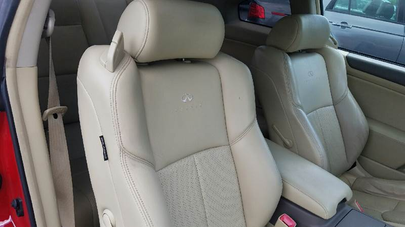 2006 Infiniti G35 2dr Coupe w/automatic - Spencerport NY