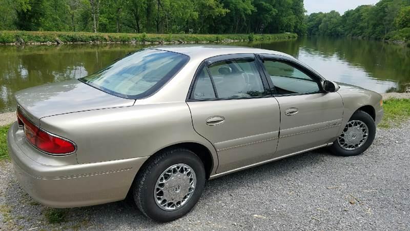 2001 Buick Century Custom 4dr Sedan - Spencerport NY