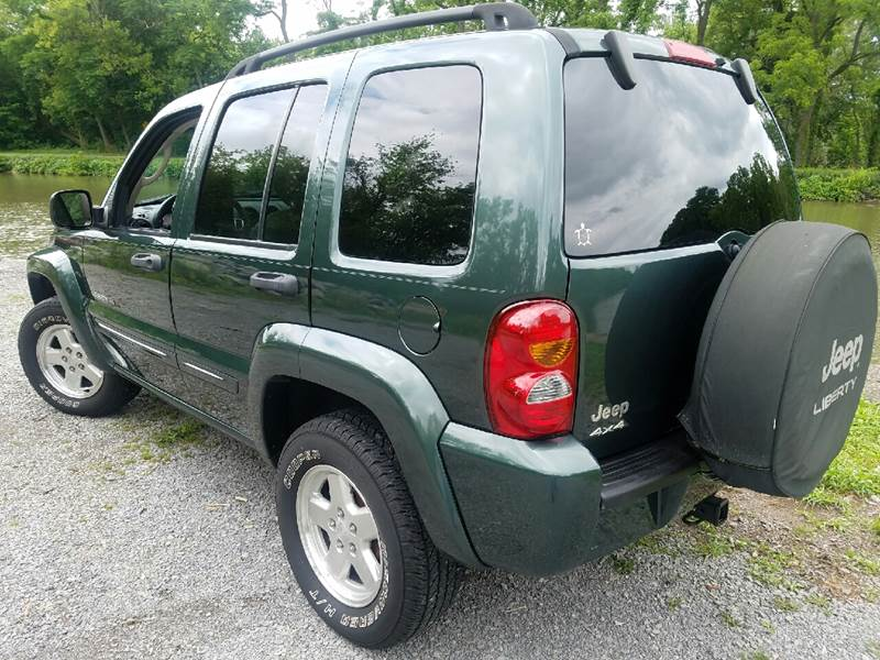 2002 Jeep Liberty Limited 4dr 4WD SUV - Spencerport NY