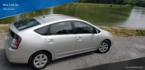 2005 Toyota Prius for sale at Auto Link Inc in Spencerport NY