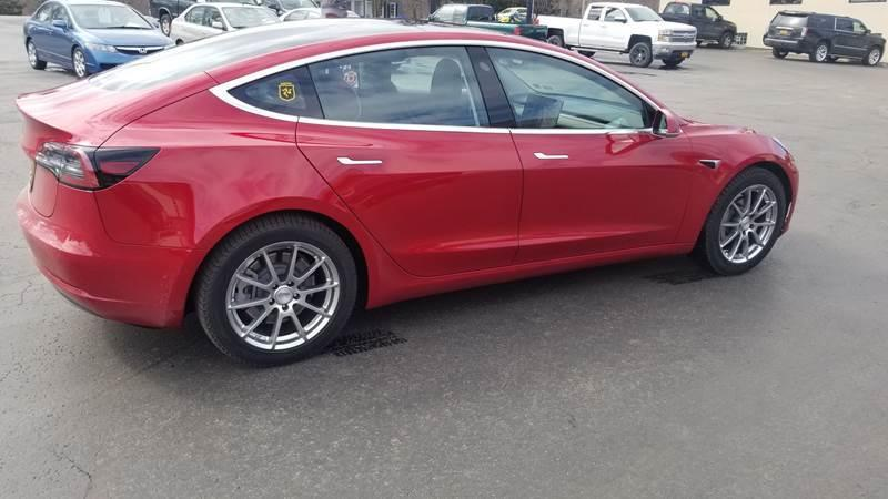 2018 Tesla Model 3 for sale at Auto Link Inc in Spencerport NY