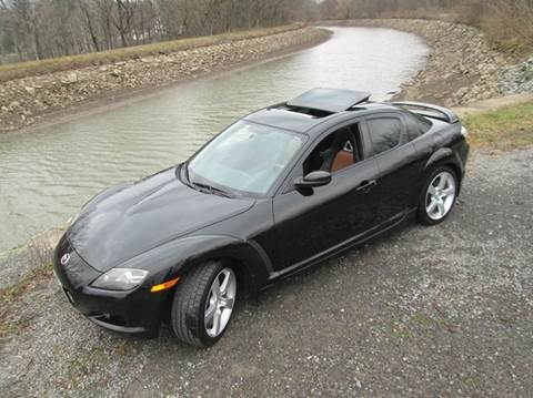 2004 Mazda RX-8 for sale at Auto Link Inc in Spencerport NY