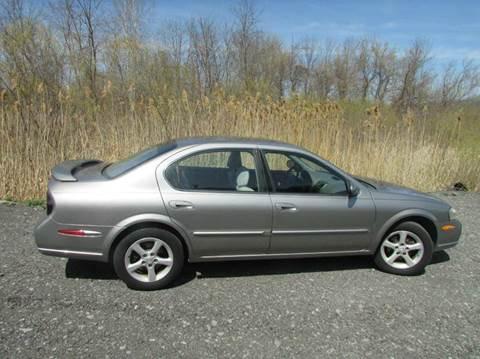 2000 Nissan Maxima