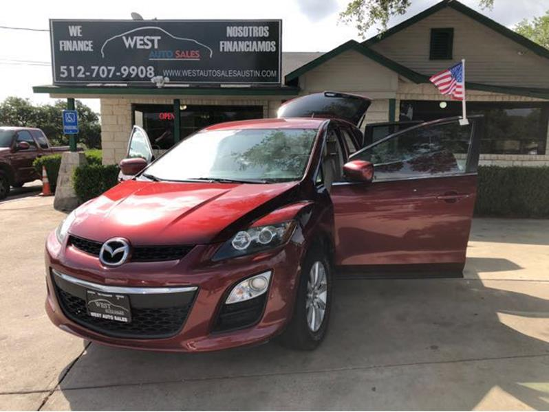 2012 Mazda CX 7 For Sale At West Auto Sales In Austin TX