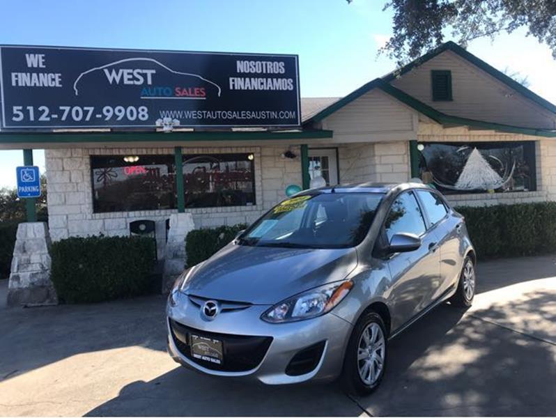 West Auto Sales >> 2014 Mazda Mazda2 Sport In Austin Tx West Auto Sales