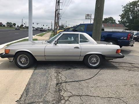 1989 Mercedes-Benz 560-Class for sale in Beaver Creek, OH