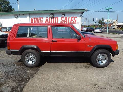 1996 Jeep Cherokee for sale in Beaver Creek, OH