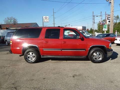 2001 Chevrolet Suburban for sale in Beaver Creek, OH