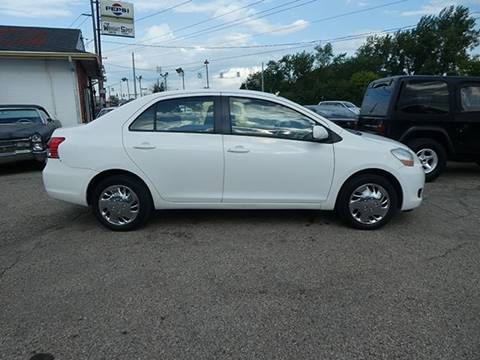 2007 Toyota Yaris For Sale In Loxley Al Carsforsale