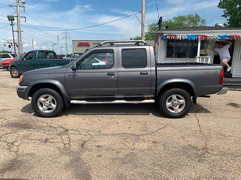 Used 2000 Nissan Frontier For Sale Carsforsale Com