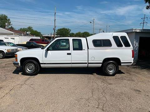 1996 Chevrolet C/K 2500 Series for sale in Beaver Creek, OH