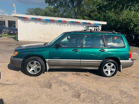 1998 Subaru Forester for sale in Beaver Creek, OH