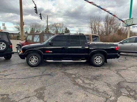 2003 GMC Sonoma for sale in Beaver Creek, OH
