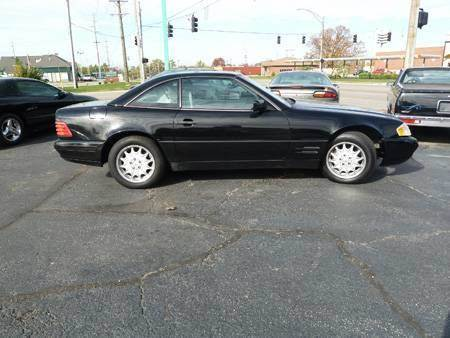1998 Mercedes-Benz SL-Class for sale in Beaver Creek, OH