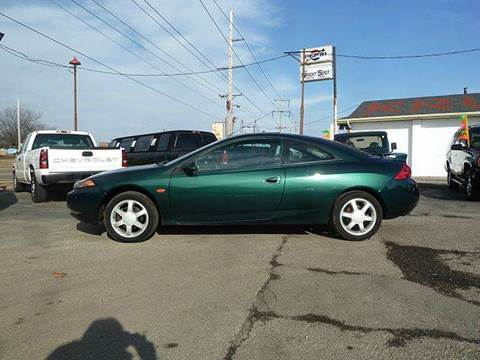 1999 Mercury Cougar for sale in Beaver Creek, OH