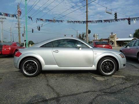 Audi TT For Sale In Ontario OR Carsforsalecom - 2002 audi tt