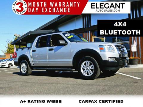 2010 Ford Explorer Sport Trac for sale in Beaverton, OR