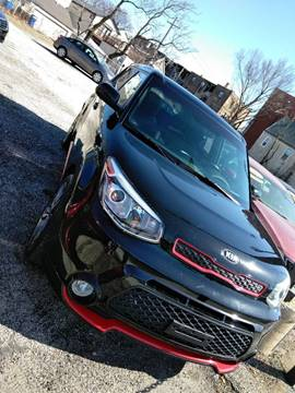 2015 Kia Soul for sale at ECONOMY AUTO MART in Chicago IL