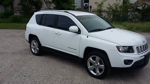 2014 Jeep Compass for sale at ECONOMY AUTO MART in Chicago IL