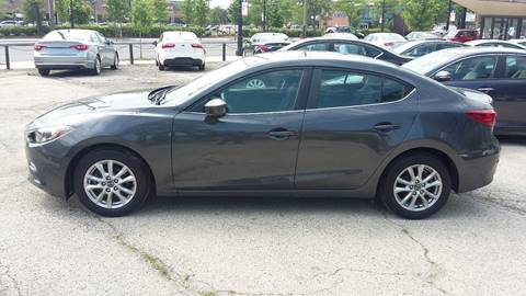 2014 Mazda MAZDA3 for sale at ECONOMY AUTO MART in Chicago IL