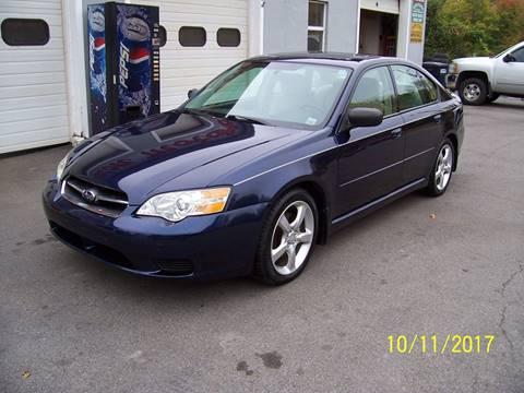 2006 Subaru Legacy for sale in Penn Yan, NY