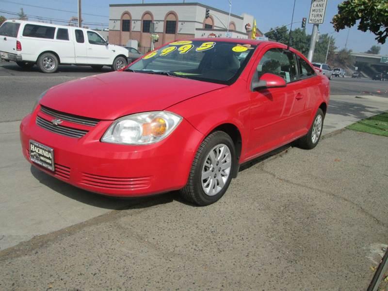 2010 Chevrolet Cobalt LT 2dr Coupe   Fresno CA