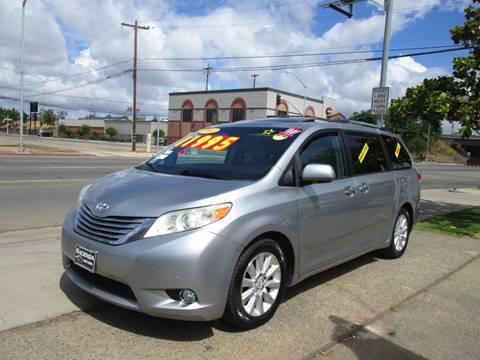 2011 Toyota Sienna for sale in Fresno, CA