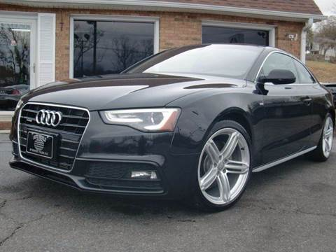2013 Audi A5 for sale at Auto World Of Winston - Salem in Winston Salem NC