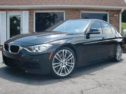 2014 BMW 3 Series for sale at Auto World Of Winston - Salem in Winston Salem NC