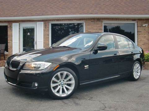 2011 BMW 3 Series for sale at Auto World Of Winston - Salem in Winston Salem NC