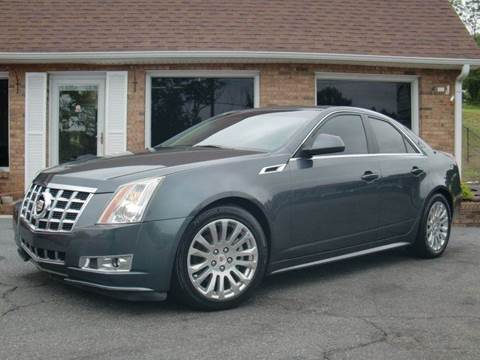 2012 Cadillac CTS for sale at Auto World Of Winston - Salem in Winston Salem NC