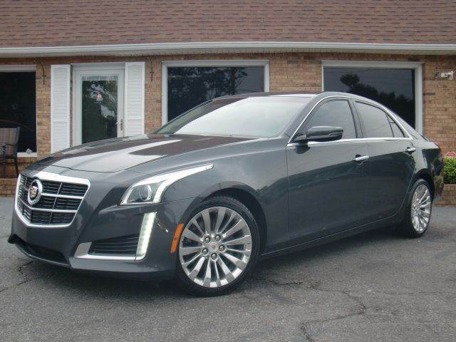 2014 Cadillac Cts For Sale >> 2014 Cadillac Cts 3 6l Luxury Collection In Winston Salem Nc