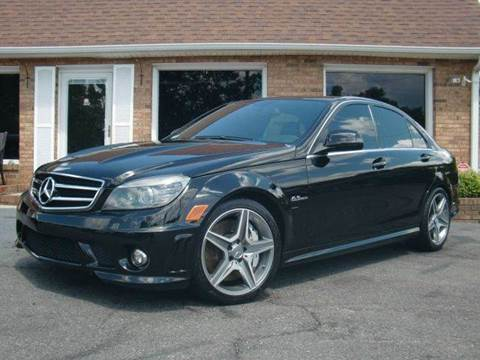 2008 Mercedes-Benz C-Class for sale at Auto World Of Winston - Salem in Winston Salem NC