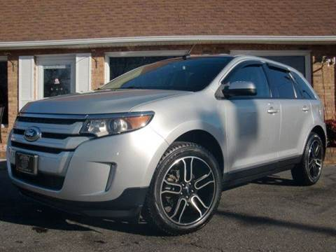 2013 Ford Edge for sale at Auto World Of Winston - Salem in Winston Salem NC