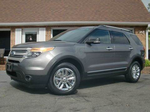 2014 Ford Explorer for sale at Auto World Of Winston - Salem in Winston Salem NC