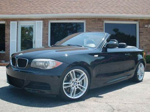 2012 BMW 1 Series for sale at Auto World Of Winston - Salem in Winston Salem NC