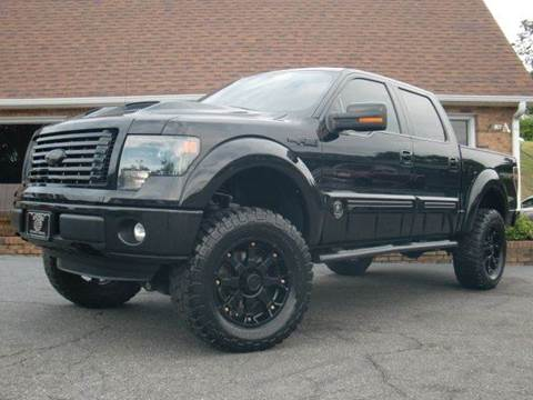 2013 Ford F-150 for sale at Auto World Of Winston - Salem in Winston Salem NC